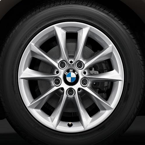 Комплект зимних оригинальных колес V-Spoke 411 F22/F23