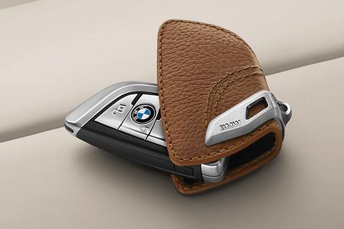 Чехол для ключа BMW Brown