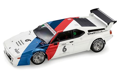 Оригинальная модель BMW M1 PROCAR 1:18