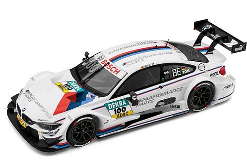 Оригинальная модель BMW  M4 DTM  2016 1:18