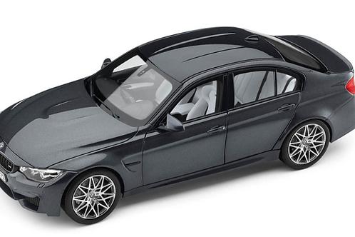 Оригинальная модель BMW М3 Competition 1:18