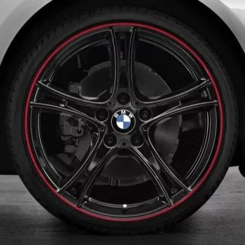 Комплект летних оригинальных колес  Double Spoke 361 RED F32/F33