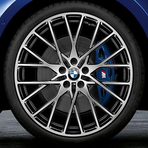 Комплект летних оригинальных колес Cross-Spoke 794M G20