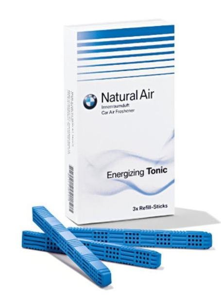 Комплект картриджей для ароматизатора Energizing Tonic