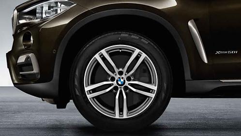 Комплект зимних оригинальных колес Double Spoke 623M F16