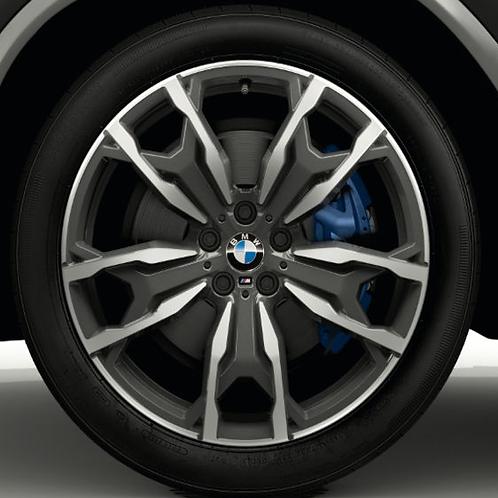 Комплект летних оригинальных колес Double Spoke 787M G02