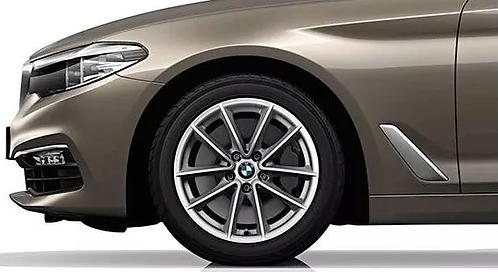 Комплект зимних оригинальных колес V-Spoke 618 G30/G31