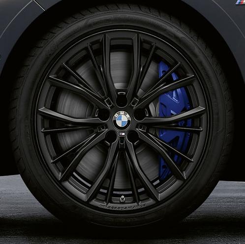 Комплект зимних оригинальных колес Double Spoke 786M G14/G15/G16