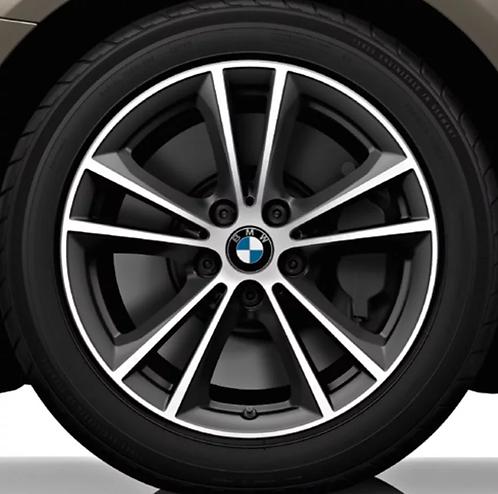 Комплект зимних оригинальных колес V-Spoke 631 G30/G31