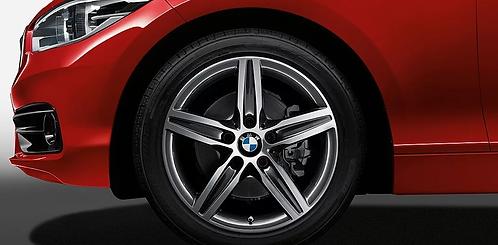 Комплект зимних оригинальных колес Star Spoke 379 F22/F23
