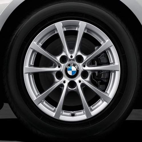 Комплект зимних оригинальных колес V-Spoke 390 F32/F33