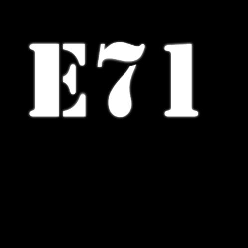Щетки стеклоочистителя X6 E71