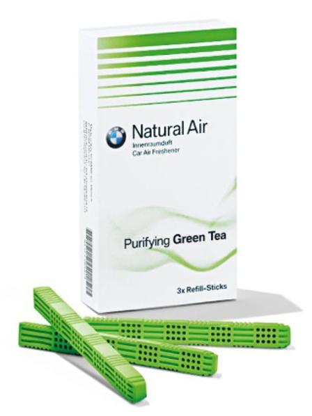 Комплект картриджей для ароматизатора Pyrifying Green Tea