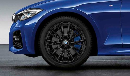 Комплект летних оригинальных колес Double-Spoke 796M G20 36112459543