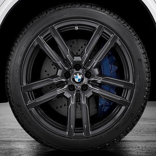 Комплект зимних оригинальных колес Double Spoke 808 M  F96