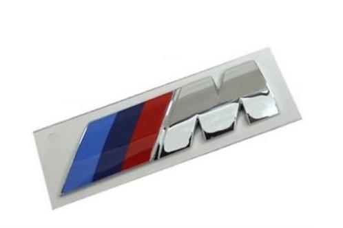 Эмблема BMW M на крышку багажника