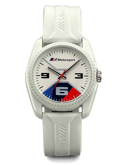Часы BMW M White