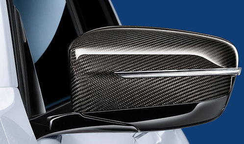 Карбоновые накладки на зеркала M Performance BMW G11