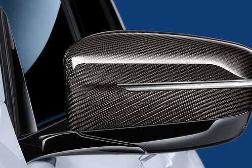 Карбоновые накладки на зеркала M Performance BMW G32