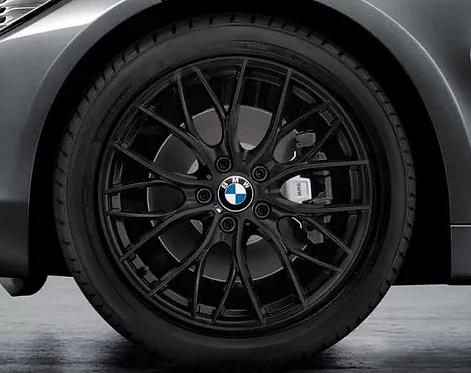 Комплект зимних оригинальных колес Double Spoke 405M Performance F30/F31