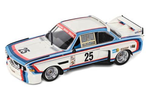 Оригинальная модель BMW 3.0 CSL 25 HERITAGE 1:18