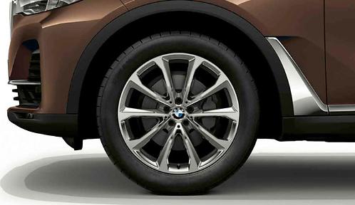 Комплект зимних оригинальных колес V-Spoke 750 G07