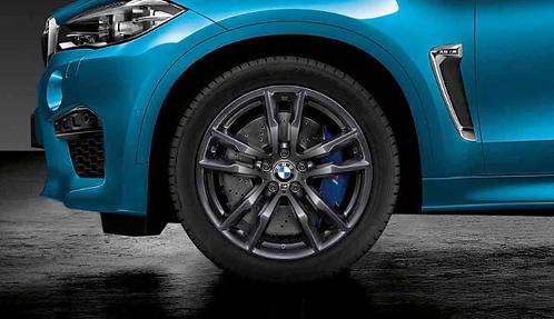 Комплект зимних оригинальных колес Double Spoke 611M F86