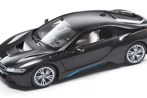 Оригинальная модель BMW i8 (i12)  Sophisto Grey 1:18