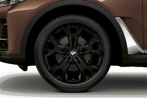 Комплект зимних оригинальных колес V-Spoke 752 G07