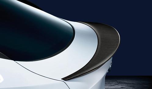 Карбоновый спойлер BMW M Performance X6 E71