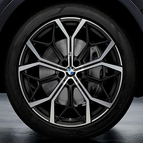Комплект летних оригинальных колес Y-spoke 785M G07
