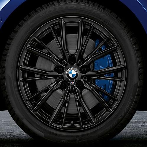 Комплект зимних оригинальных колес Double-Spoke 796M G20