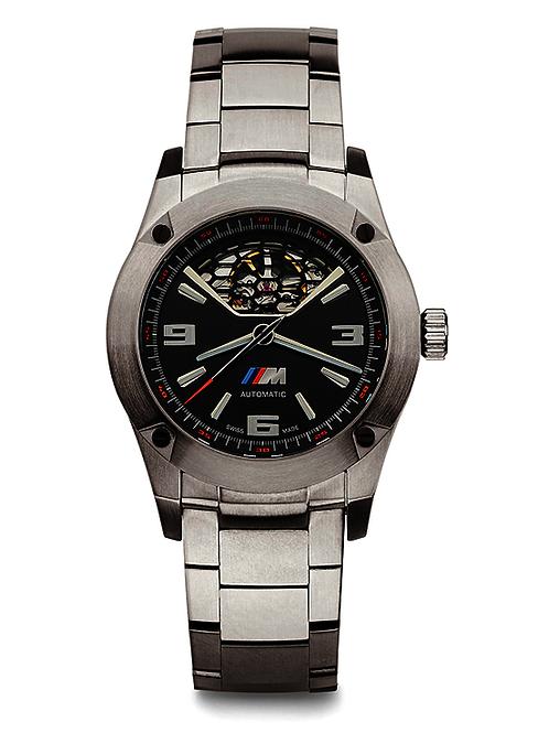 Часы BMW M 3-hand Automatic Watch