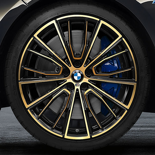 Комплект летних оригинальных колес Multi Spoke 732M G30