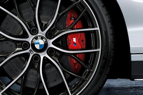 Спортивные тормоза M Performance F32/F33 RED