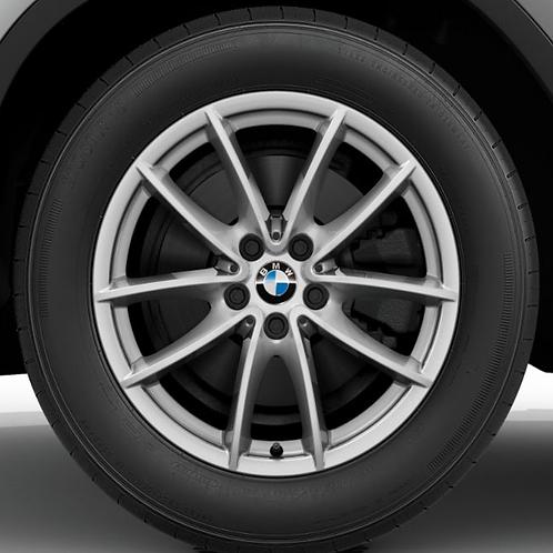 Комплект зимних оригинальных колес V-Spoke 618 G06