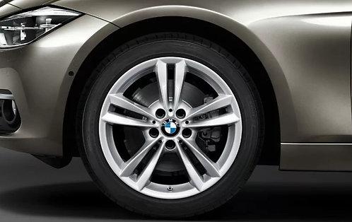 Комплект зимних оригинальных колес Double Spoke 658 F30/F31