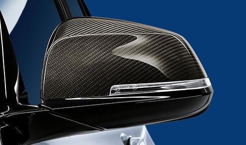 Карбоновые накладки на зеркала M Performance BMW F22  51162211904
