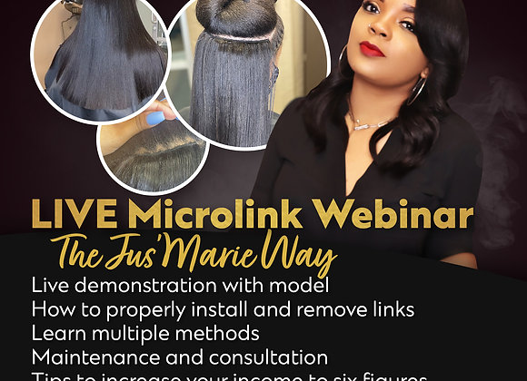 MicroLink Class (The Jus'Marie Way)
