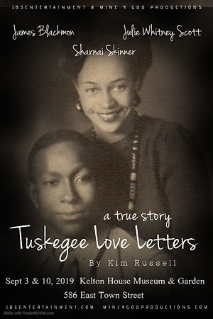 Tuskegee Love Letters September - Made w