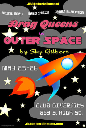 Drag Queens Poster - Made with PosterMyW