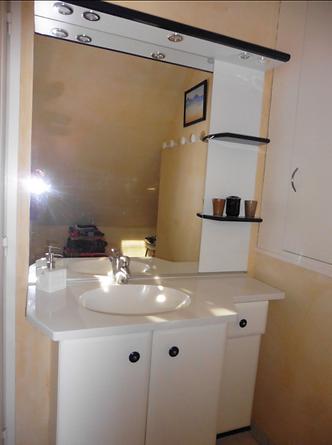 Chambre Hotes Baugé Autreux Guitton : salle de bain étage