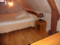 Chambre Hotes Baugé Autreux Guitton : chambre étage