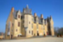 Chambre Hotes Baugé Autreux Guitton : chateau de Baugé Roi René