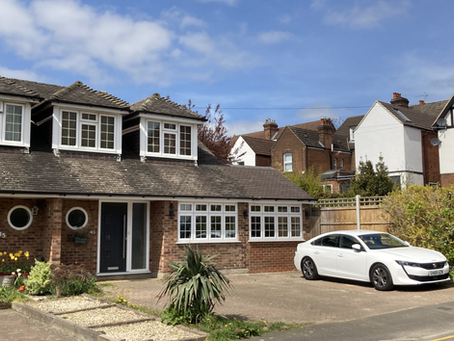Completion to our Brentwood garage Conversion!