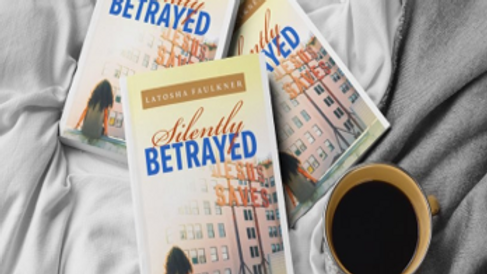 Silently Betrayed- Paperback