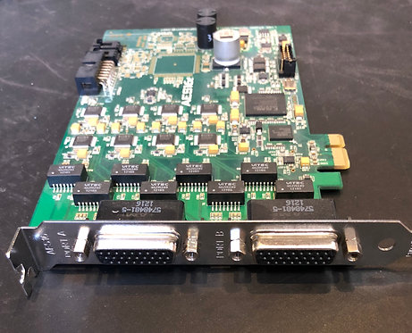 Lynx Studio AES-16e PCI Express Card