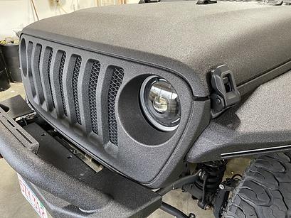 Rhino Linings Jeep Wrangler