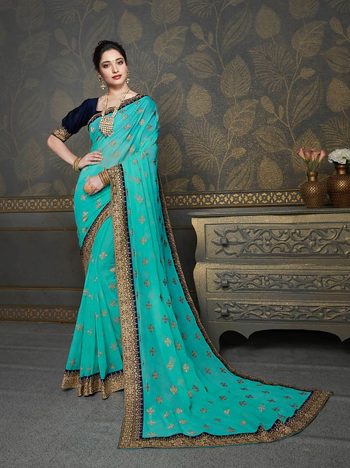 Joh Rivaaz Designer Exclusive Saree - Traditional Touch