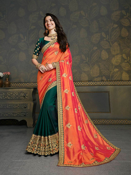 Joh Rivaaz Designer Exclusive Saree - Gorgeous Looks